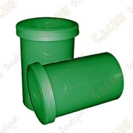 Film canister x 10 - Verde