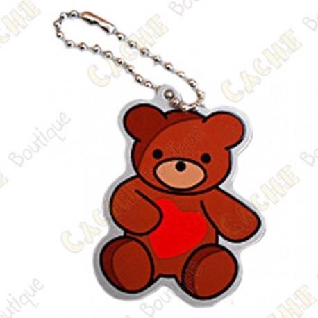 "Traveler ""Amore the Teddy Bear"""