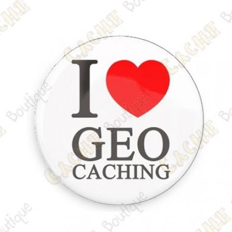 Geo Achievement Crachá - 500 FTF