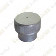 Magnetic L Nano Cache - Silver