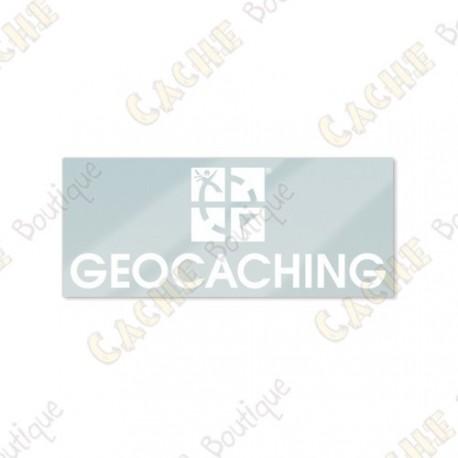 Sticker GEOCACHING interior para veículo