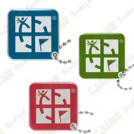 Traveler Logo Geocaching - Color pack