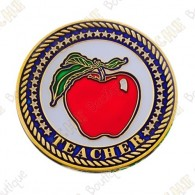 "Geocoin ""Teacher"""