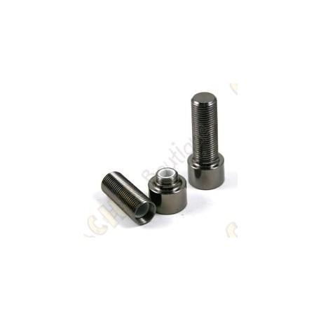 Cache Parafuso - Black Nickel