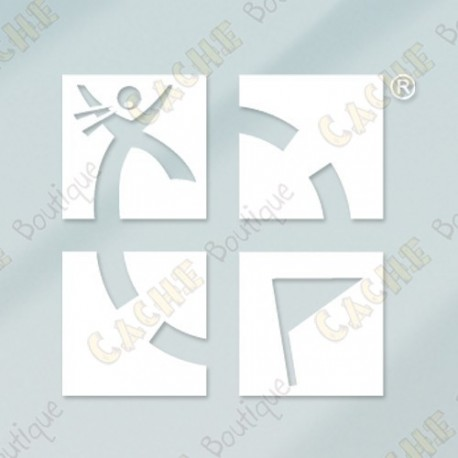 Sticker interior para veículo - Estático