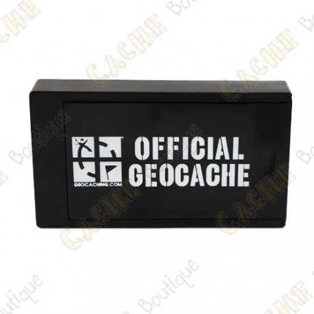 """Kit """"Official Geocache"""" - Magnetico"""