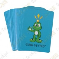 Playing cards - Signal the Frog