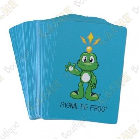 Jogo de cartas - Signal the Frog