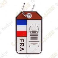 """Travel Bug """"Origins"""" - França"""