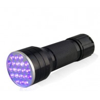 21 LED UV torch