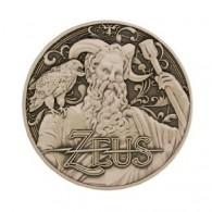 "Geocoin ""Greek Gods"" 12 - Zeus"