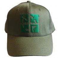Geocaching cap with logo - Khaki
