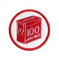 Geo Score Patch - 100 Finds