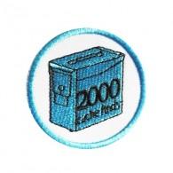 Geo Score Patch - 2000 Finds