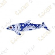 "Geocoin Dolphin ""Angels of the Sea"" - Azul - Limited Edition"