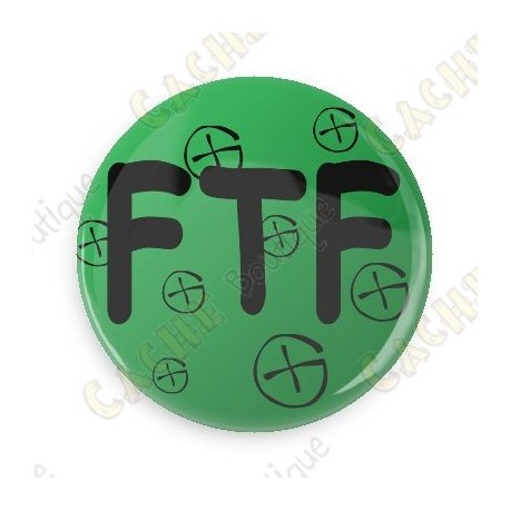 FTF button - Yellow