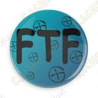 Crachá FTF - Verde