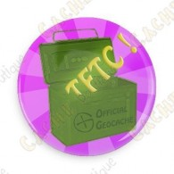 TFTC button - Purple