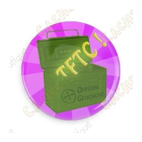 Badge TFTC - Violet