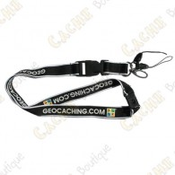 Groundspeak official lanyard