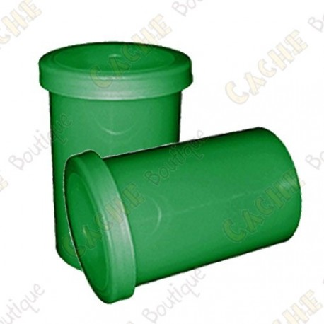 Film canister x 10 - Green