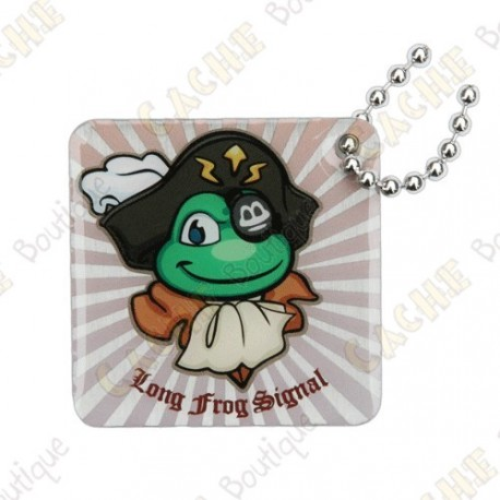 "Traveler Piratas ""Signal the frog"""