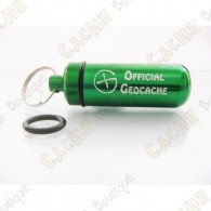 "Micro cache ""Official Geocache"" - Green"