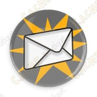 Badge Cache Icon - Letterbox