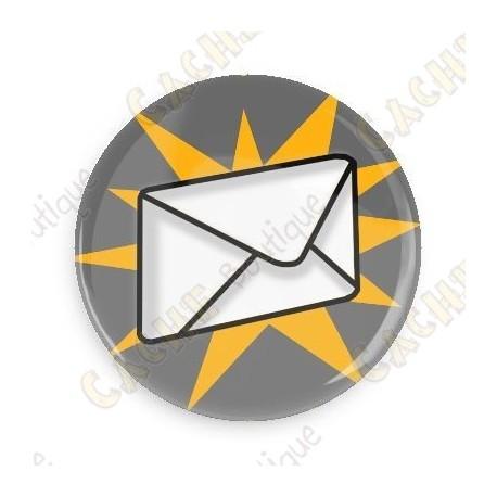 Badge Cache Icon - Letterbox
