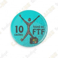 Geo Score Badge - 10 FTF