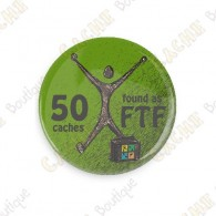 Geo Score Badge - 50 FTF