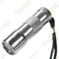 12 LED UV torch