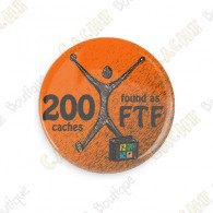 Geo Score Button - 200 FTF