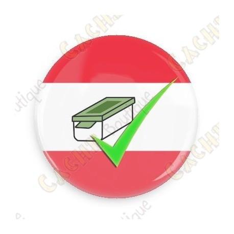 Geo Score Badge - Autriche