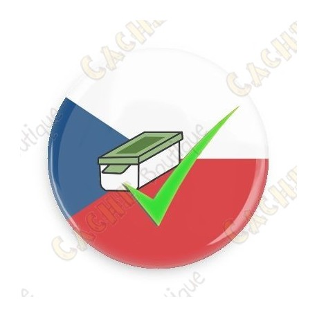Geo Score Button- Czech Republic