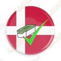 Geo Score Button- Denmark