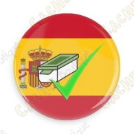 Geo Score Button - Spain