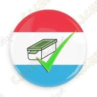 Geo Score Button - Luxembourg