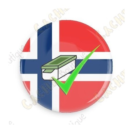 Geo Score Badge - Norvège