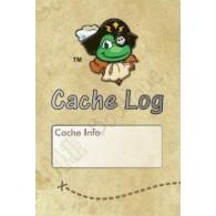 """Little logbook """"Signal Pirate"""" - A7"""