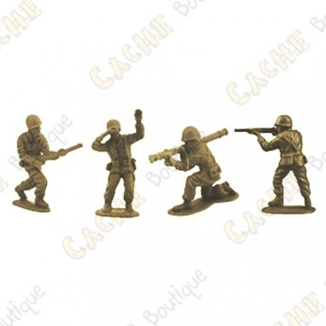 Small soldiers - Pack of 10