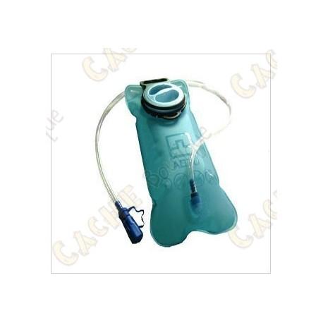 Poche à eau pour sac à dos - 2L