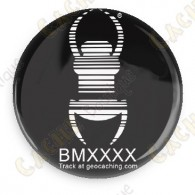 Badge TB - Trackable