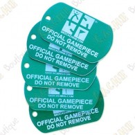 MultiMarx Multi Stage Cache Markers NW - Green - Pack of 5