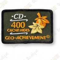 Geo Achievement® 400 Hides - Patch