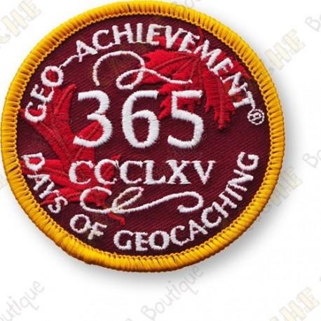 Geo Achievement® 365 Days - Parche