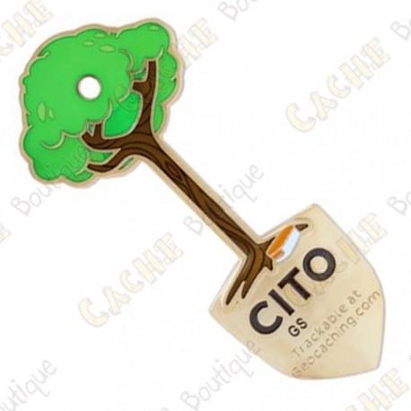 """Géocoin """"CITO/Earth Day"""" Special Edition"""