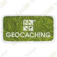 Groundspeak logo patch - Green