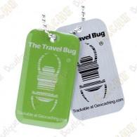 Travel bug QR - Vert