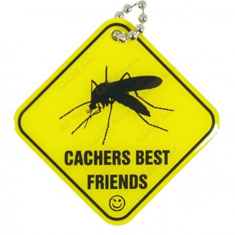 """Traveler """"Cachers Best Friend"""" - Le moustique"""